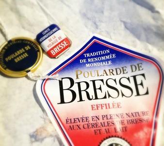 VOLAILLES - DE BRESSE