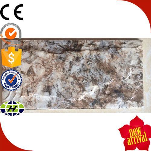 100x200mm 3d inkjet brick exterior ceramic wall tiles - 3d inkjet brick exterior ceramic wall tiles