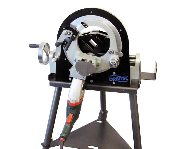 ORS 115 - Cutting tube saw for orbital welding joint preparation - ORS 115, Orbitec