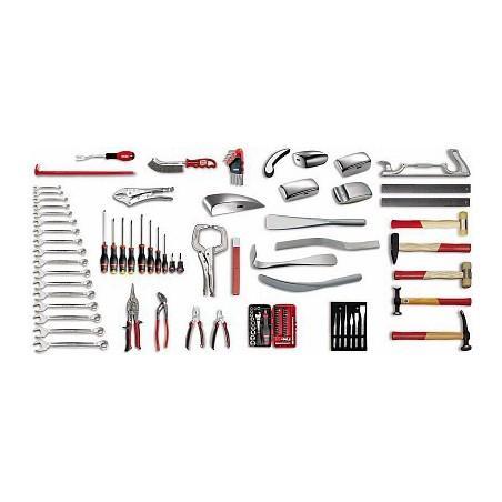 USAG 496 C1 Assortiment outils pour la carrosserie - Outillage