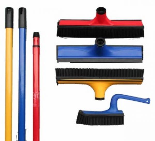 Hygienic tableware - RUBBER BRUSH