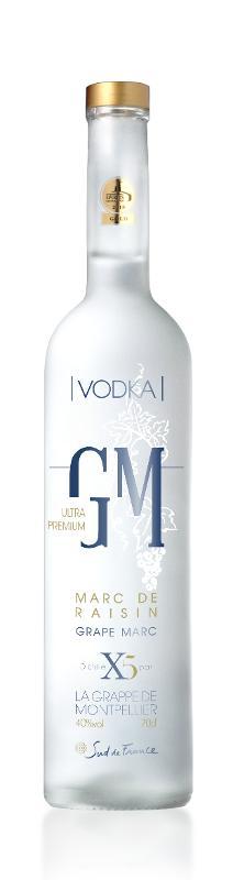 Vodka GM - 70cl - Boissons