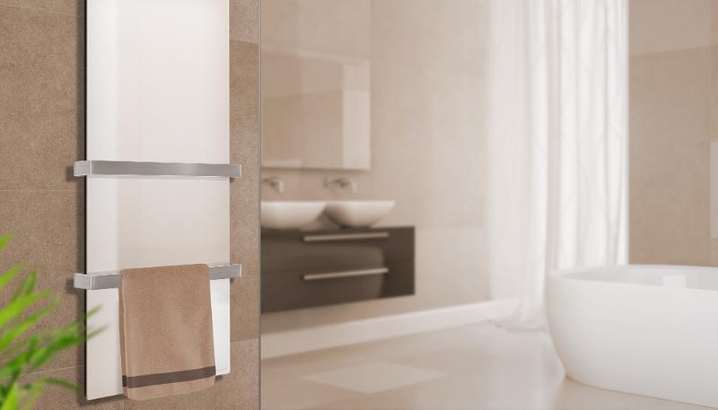 Bathroom heater - null