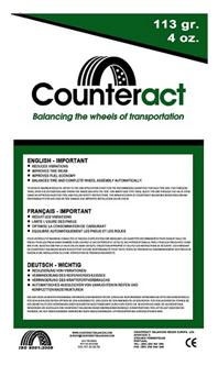 Балансировочный электростатический микробисер «Counteract» -