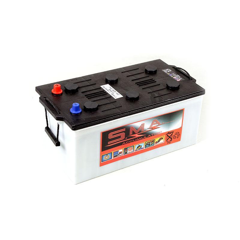Batteria 12v 240ah special - Batterie Trazione Leggera - Piastra Piana