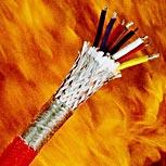 Cables for extreme temperatures Vibraflame®