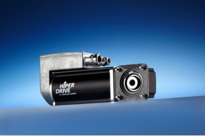 Positionierantrieb HIPERDRIVE HDA 70 - Positioniersystem zur Formatverstellung in Maschinen mit hoher Abgabeleistung