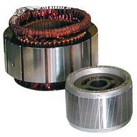 Motors in sealed units Stators - GH  - Rotors 15 to 350 kW