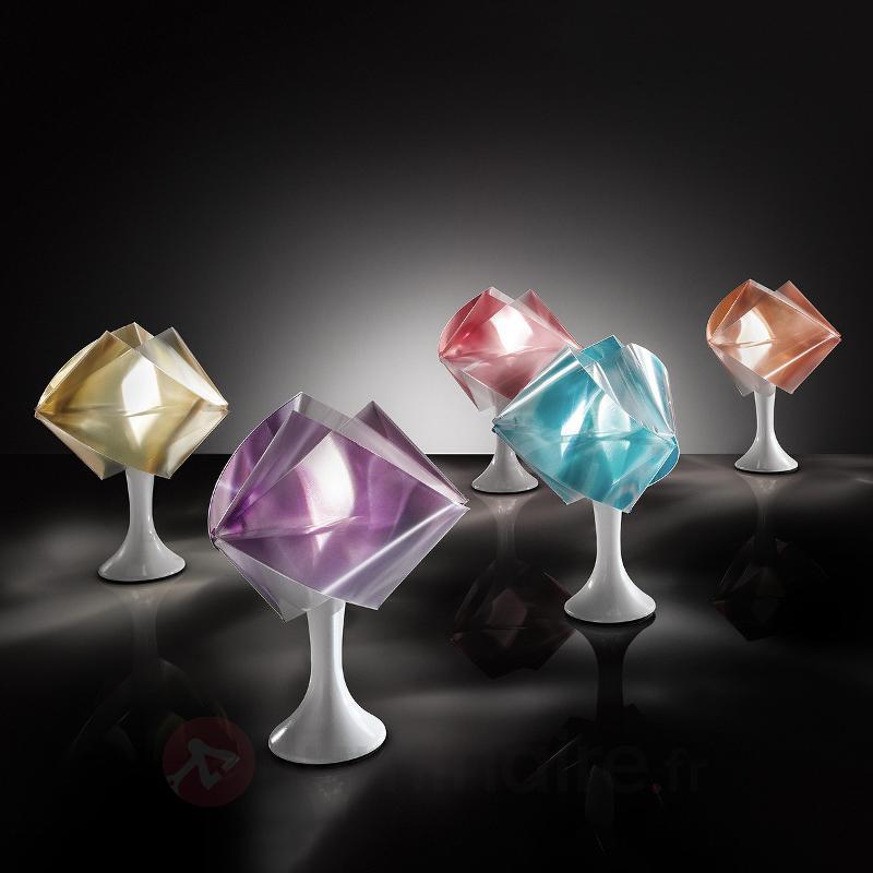 Lampe à poser Gemmy Prisma, doré - Lampes à poser designs