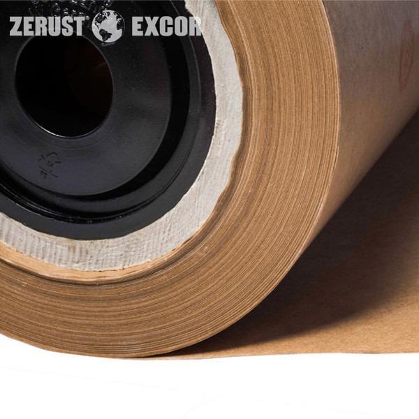 VCI-Papel Kraft ABRIGO - Papel de protección contra la corrosión para el acolchado o como capa intermedia