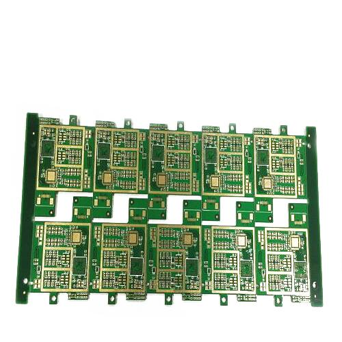Immersion gold series circuit board - ZSLPCB-09