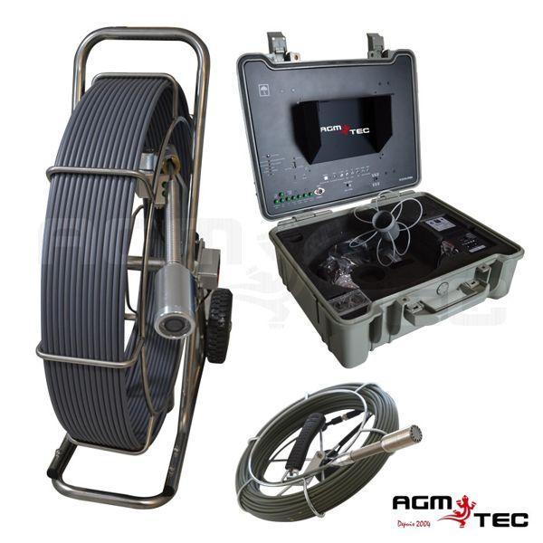 Caméras d'inspection de canalisation - Caméra d'inspection de canalisation TUBICAM® Duo