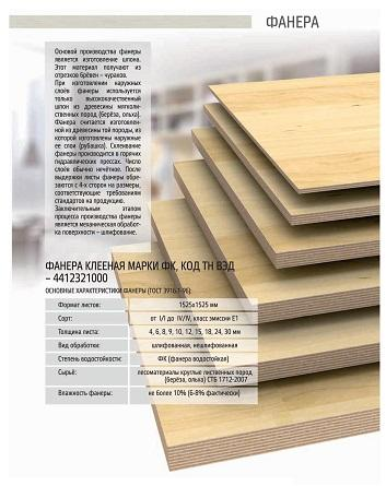 фанера, plywood, Sperrholz - формат 1525*1525 мм., толщиной 3 - 21 мм, сорт B/BB, BB/Cp, BB/C, Cp/Cp, Cp/C
