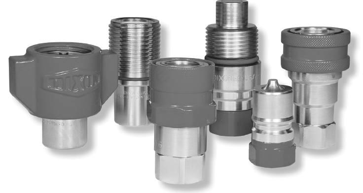 Blowout Prevention Couplings - null