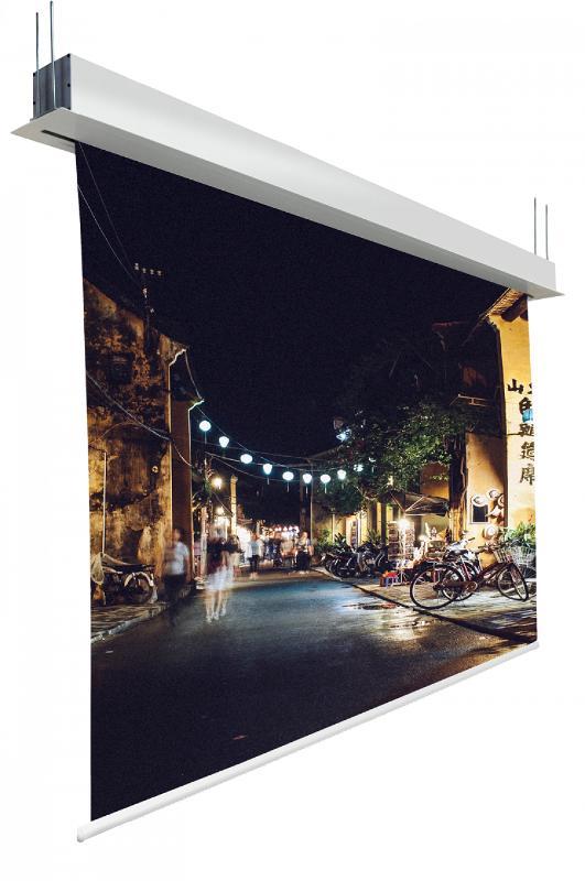 Petits écrans enroulables - In Ceiling