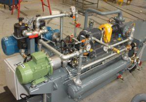 Centrales de lubrification - Cimenterie : Centrales dépolluantes