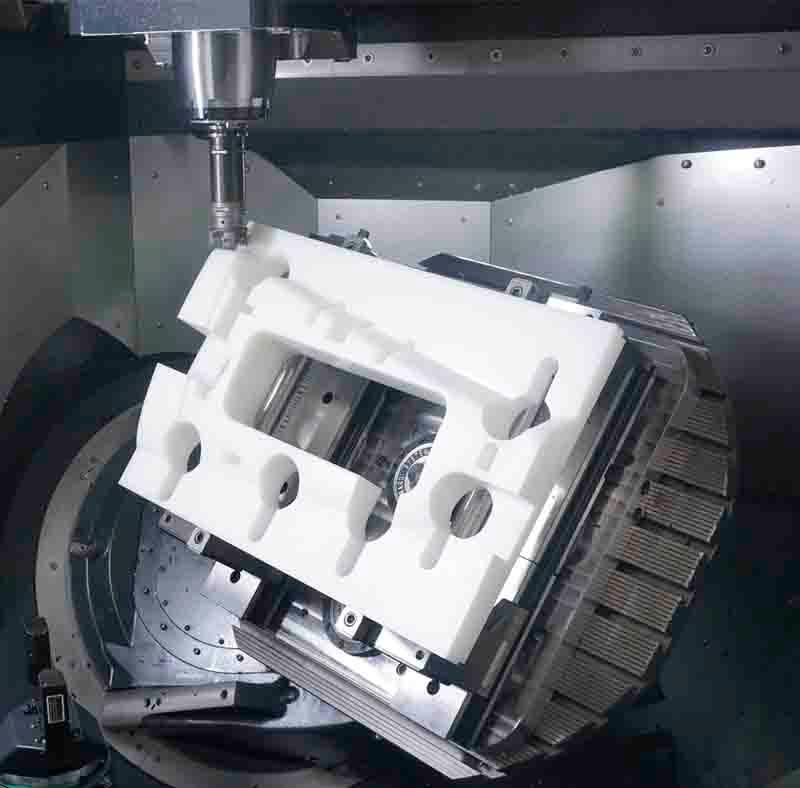 Maquinação CNC - Plásticos de Engenharia - CNC Machining - Engineering Plastics