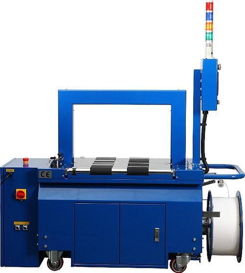 Ful Otomatik Çember Makinası - Ugpack Am-600Ab. Ful Otomatik Çember Makinası