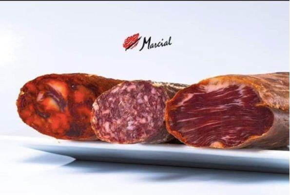 MARCIAL - Chorizo,Morcon y loncito - MARCIAL - Chorizo,Morcon y loncito