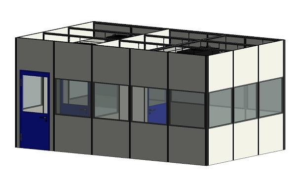 Modular Cleanroom - Various Industry Applications