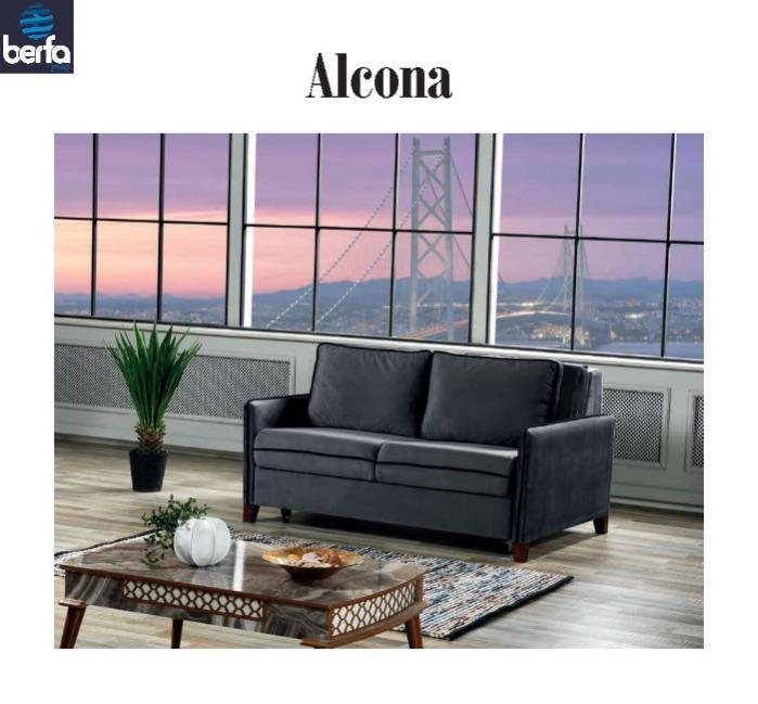 Sovekabine sofa Alcona - Søvn sofa producenter