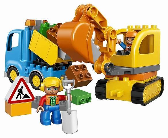 Large Building Bricks,  - Educational Toys