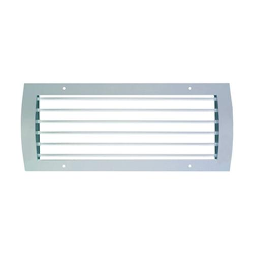 Ventilation grilles for spiral ducts - null