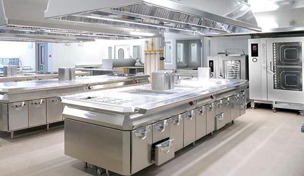 matériels de cuisine professionnelle - buffet réfrigéré , self , four