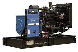 Groupes industriels standard - J130K