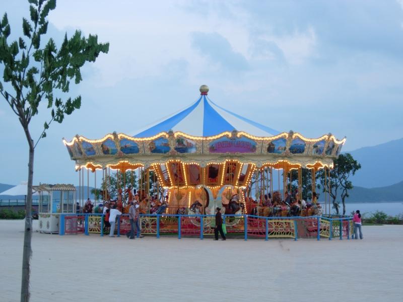 GC 14,00/1P - Venetian Carousel