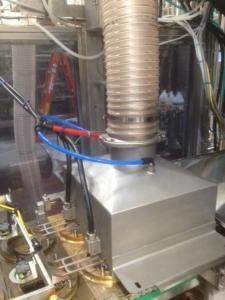 ECOVAC CUPS - Les dépoussiéreurs ionisants