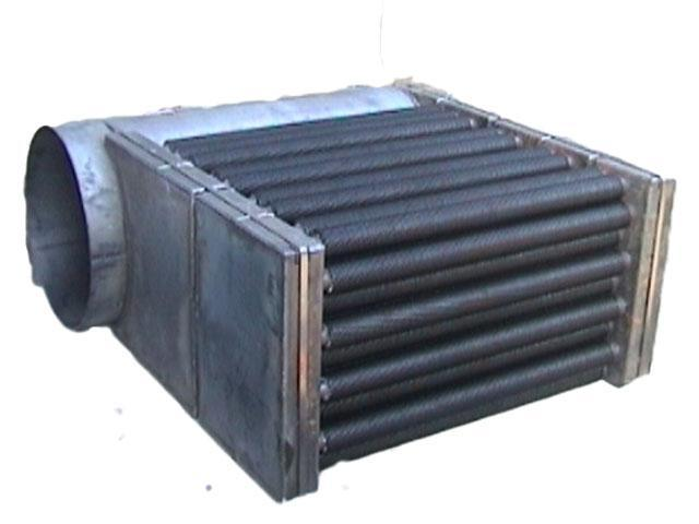 Finned tube heat exchanger - Heat Exchangers