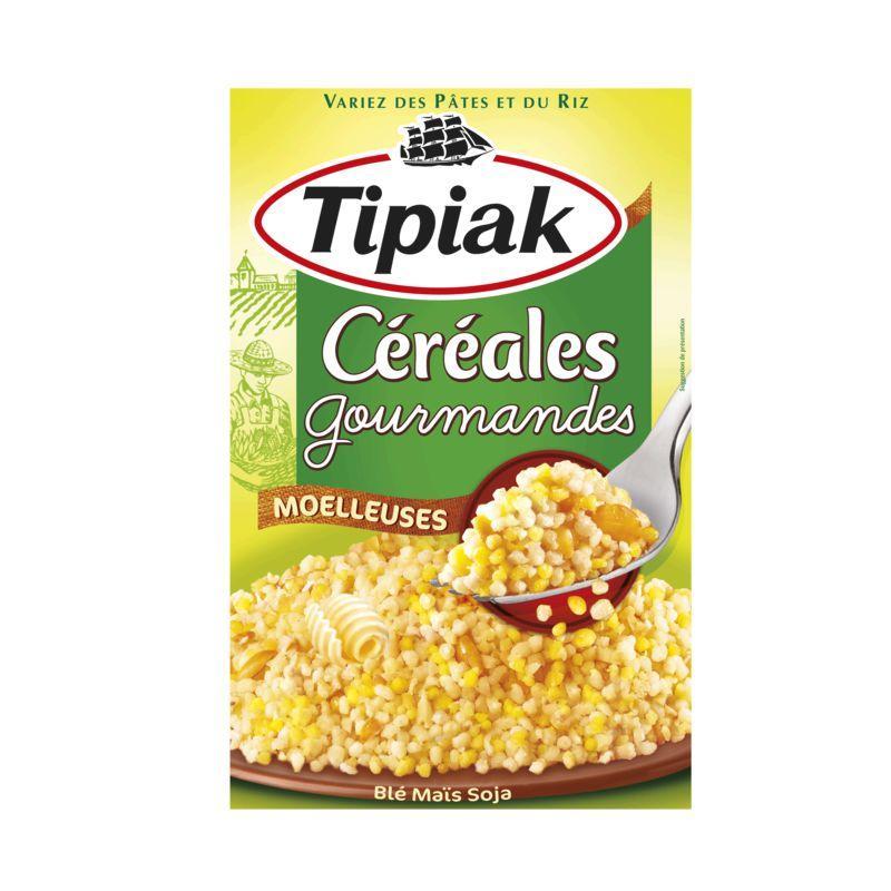 Céréales gourmandes 400g - TIPIAK - Céréales gourmandes 400g - TIPIAK