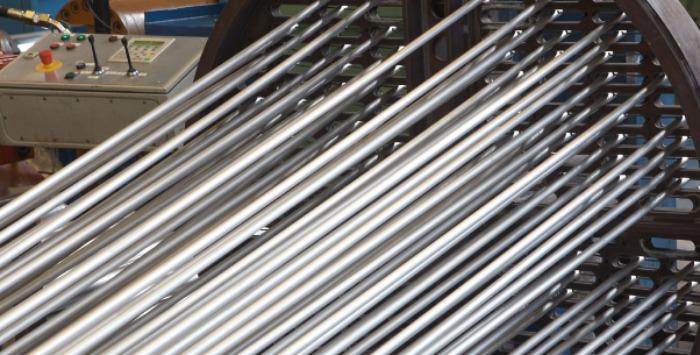 Barre in alluminio -