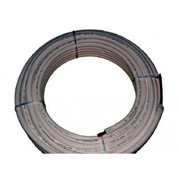 Isoliertes Kupferrohr 1/4'' x 3/8' - 0,8 x 0,8 mm,... - Kälte Montagematerial für Kältetechnik
