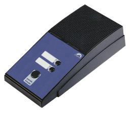 PC 2002 DX - Interphonie professionnelle (PC - Pupitre d'interphonie à 2 directions