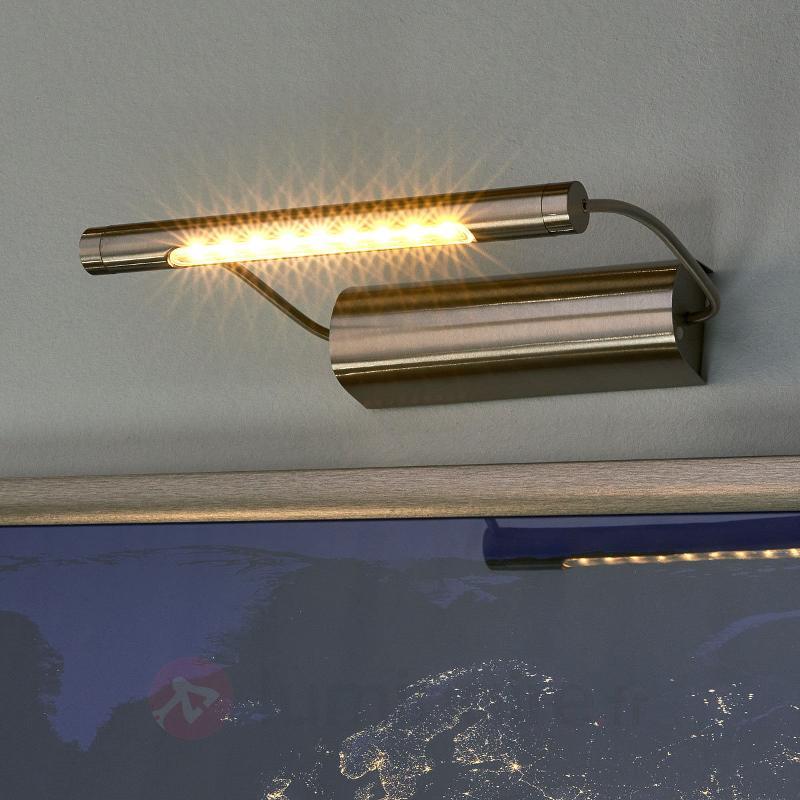 Applique LED à tableau Tommy fonctionne sur piles - Appliques à tableaux