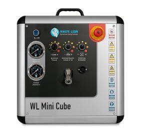 Trockeneisstrahlanlage - WL Cube