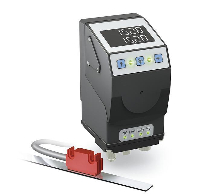 Electronic position indicator AP20S - Electronic position indicator AP20S, Absolute linear adjustments