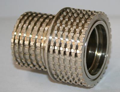 Brass insert - Brass inserts
