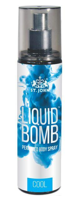 LIQUID BOMB - MUSK, COOL, INTENSE - Best Fragrances For Men