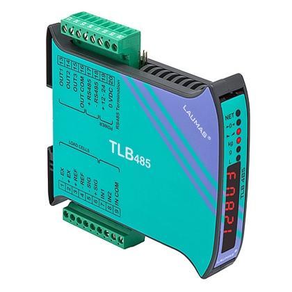 TLB 485 - TRASMETTITORE DI PESO DIGITALE ( RS485 )