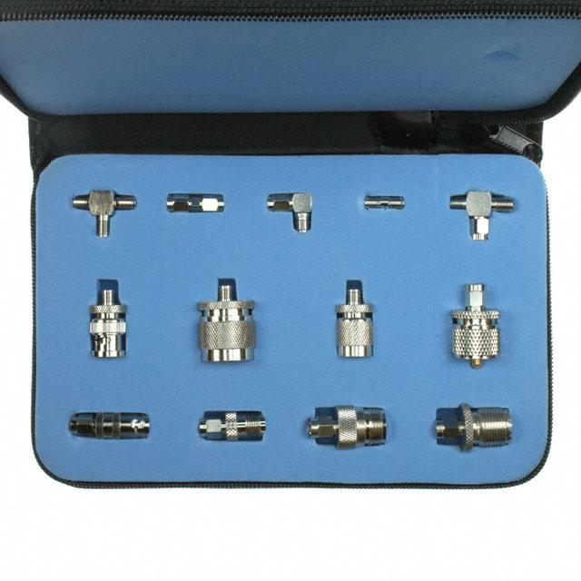 CONN ADAPTER SMA KIT 13PC - TPI (Test Products Int) TPI-4027