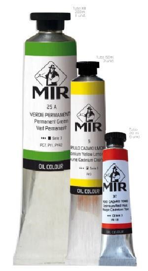 MIR Colores al Oleo - Calidad Extrafina