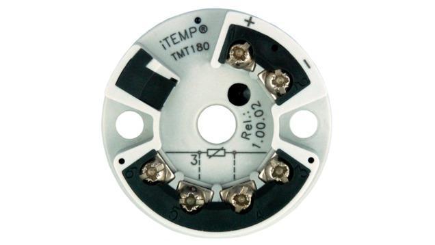 Temperature mesure Thermometres Transmetteurs - transmetteur temperature Pt100 TMT180