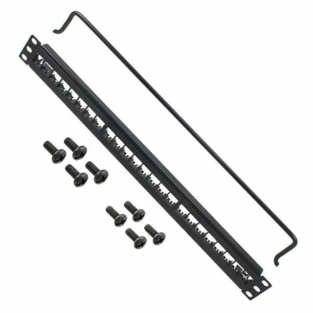 FLEX PATCH PANEL 24-P 1U BLK - Belden Inc. AX101456