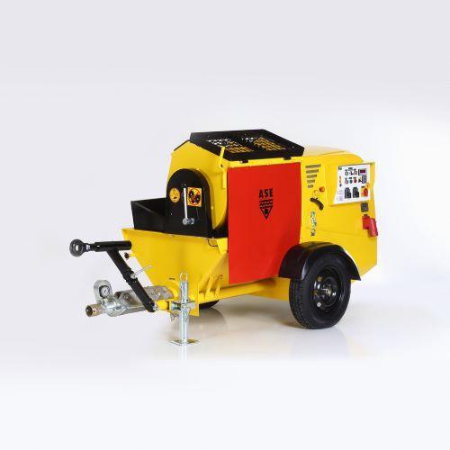 Revocadora ASE VP500TMK  - Para material a granel, tradicional, autonivelante -Traditional plaster pump