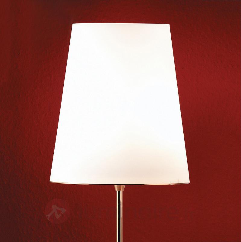 Lampadaire Konus avec une finition dorée - Tous les lampadaires