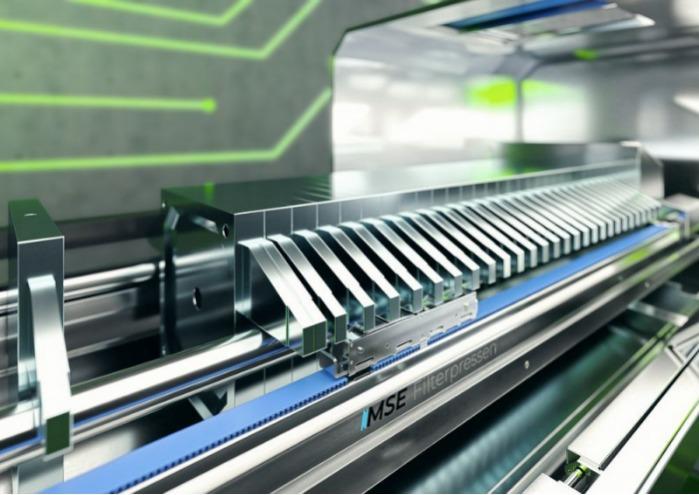 CellTRON® filtro prensa - El filtro prensa CellTRON® para las más altas exigencias de filtración