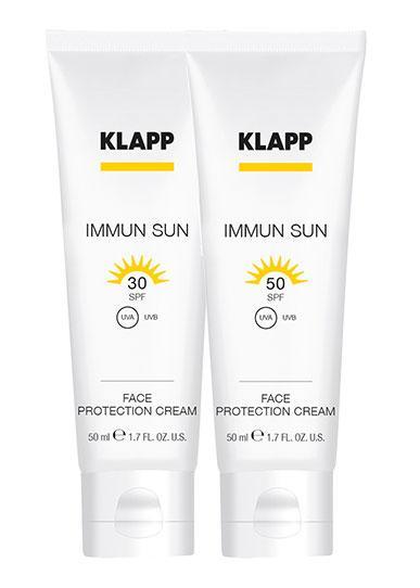 FACE PROTECTION CREAM - IMMUN SUN SPF 30 / SPF 50 200 ml